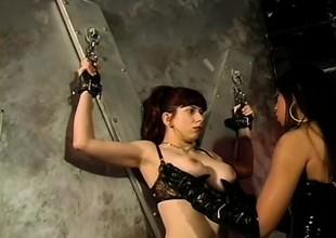 bondage punishment slave