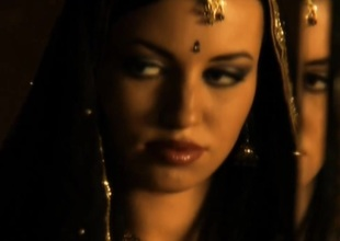 belly dance exotic