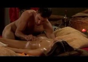 erotic massage tan