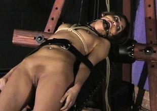 bondage face slave